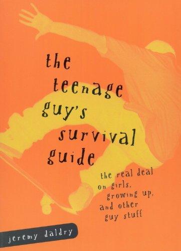 9780613152150: The Teenage Guy's Survival Guide (Turtleback School & Library Binding Edition)