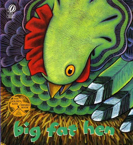 Big Fat Hen (Turtleback School & Library Binding Edition): Baker, Keith