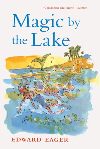 Magic By The Lake (Turtleback School & Library Binding Edition) (Edward Eager's Tales of Magic) (0613158954) by Edward Eager