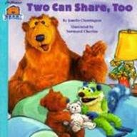 Two Can Share, Too (Bear in the Big Blue House (Paperback Simon & Schuster)) (061316024X) by Cherrington, Janelle; Chartier, Normand