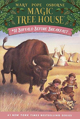 9780613160674: Buffalo Before Breakfast (Turtleback School & Library Binding Edition) (Magic Tree House)