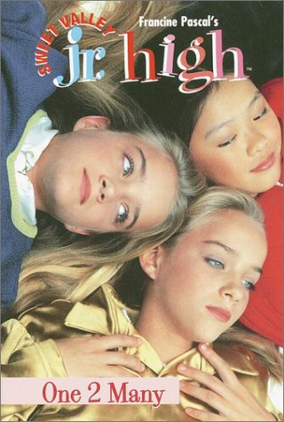 9780613161732: One 2 Many (Sweet Valley Junior High)