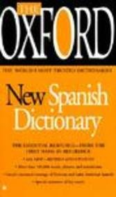 9780613164078: Oxford New Spanish Dictionary: Spanish English English Spanish