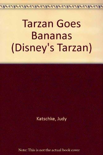 9780613168571: Tarzan Goes Bananas (Disney's Tarzan)