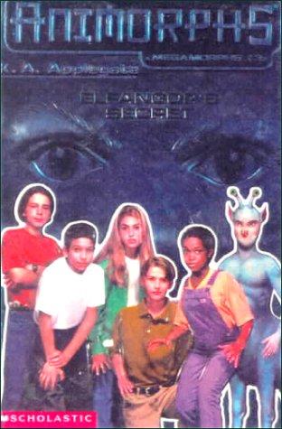 Elfangor's Secret (Animorphs Megamorphs (Prebound)): Applegate, Katherine A.