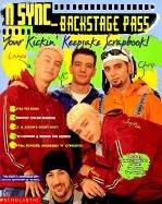 N Sync-Backstage Pass: Your Kickin' Keepsake Scrapbook!: Johns, Michael-Anne
