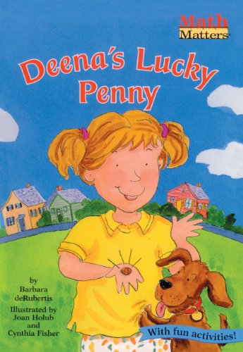 Deena's Lucky Penny (Turtleback School & Library: Barbara deRubertis