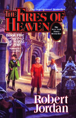 The Fires Of Heaven (Turtleback School & Library Binding Edition) (Wheel of Time): Robert ...