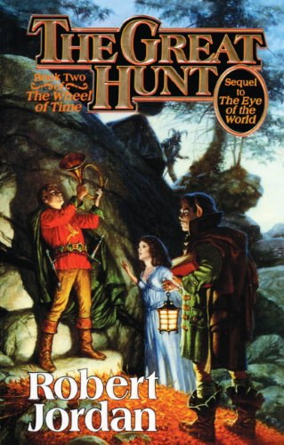 9780613176378: The Great Hunt (Turtleback School & Library Binding Edition) (Wheel of Time)