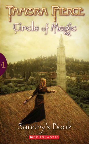 Sandry's Book (Turtleback School & Library Binding Edition) (Circle of Magic) (0613179358) by Tamora Pierce