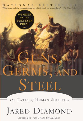 9780613181143: Guns, Germs, And Steel: The Fates Of Human Societies (Turtleback School & Library Binding Edition)