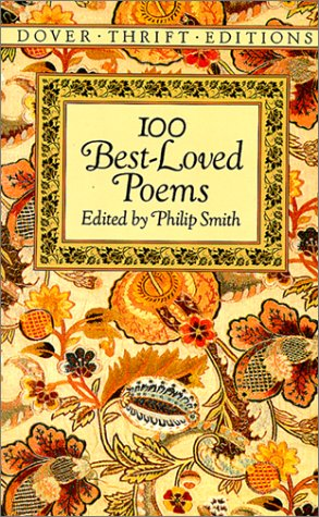 9780613181365: 100 Best Loved Poems (Dover Thrift Editions)