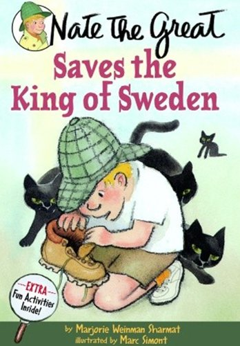 9780613182690: Nate The Great Saves The King Of Sweden (Turtleback School & Library Binding Edition) (Nate the Great Detective Stories)