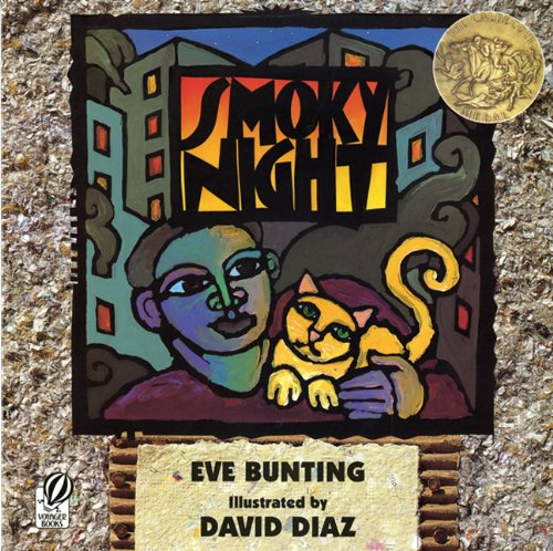 Smoky Night (Turtleback School & Library Binding Edition) (0613182790) by Eve Bunting