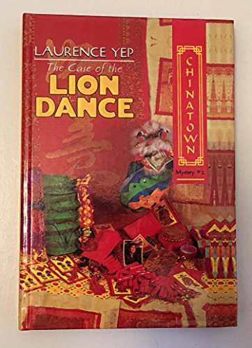 The Case of the Lion Dance (Chinatown Mystery): Yep, Laurence