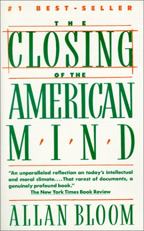 9780613185110: Closing of the American Mind