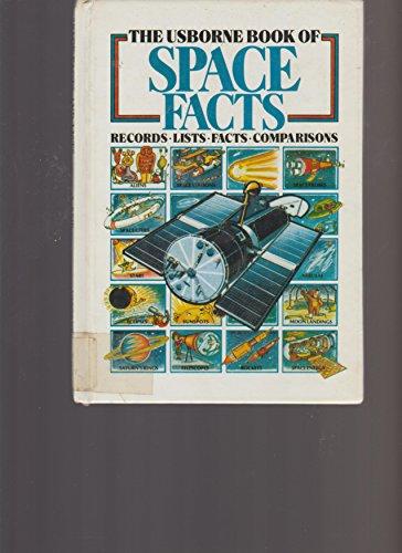 Usborne Book of Space Facts (Usborne Facts & Lists): Struan Reid