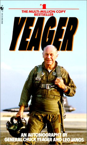 9780613193238: Yeager: An Autobiography