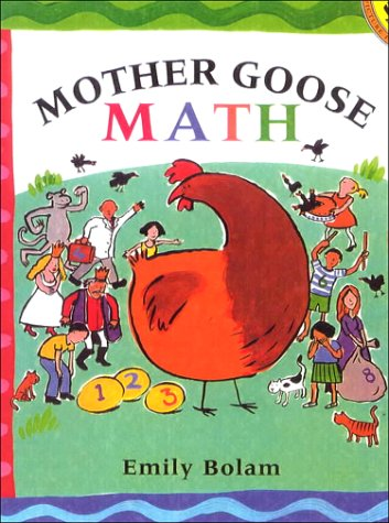 Mother Goose Math (0613194039) by Emily Bolam