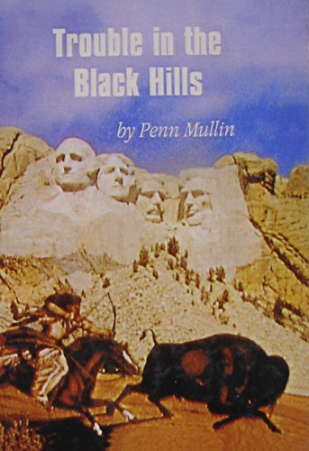 9780613195522: Trouble in the Black Hills