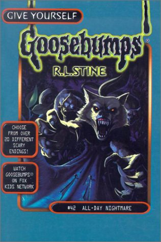 9780613210836: All-Day Nightmare (Give Yourself Goosebumps, No 42)