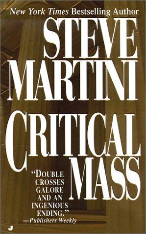 Critical Mass: Steve Martini