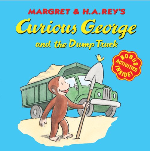 9780613213899: Curious George And The Dump Truck (Turtleback School & Library Binding Edition)