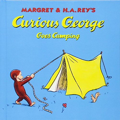 Curious George Goes Camping (Turtleback Binding Edition
