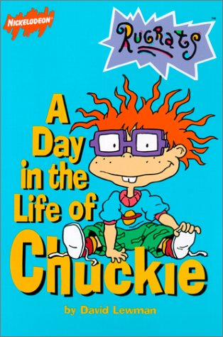 9780613214155: Day in the Life of Chuckie (Rugrats (Simon & Schuster Library))