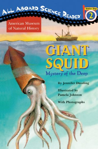 9780613215930: Giant Squid (Turtleback School & Library Binding Edition) (All Aboard Reading)