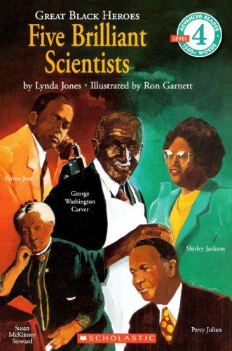 Great Black Heroes: Five Brilliant Scientists (Turtleback: Jones, Lynda