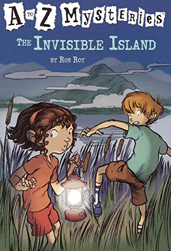 9780613217682: The Invisible Island (Turtleback School & Library Binding Edition) (A to Z Mysteries)