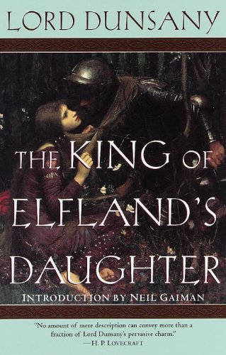 9780613218634: The King of Elfland's Daughter (Turtleback School & Library Binding Edition) (Del Rey Impact)