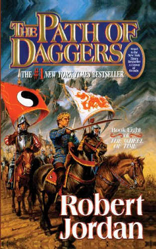 9780613221580: The Path Of Daggers (Turtleback School & Library Binding Edition) (Wheel of Time)