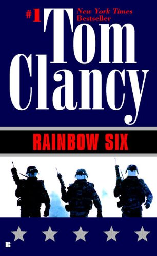 Rainbow Six (Turtleback School & Library Binding Edition) (0613222407) by Clancy, Tom