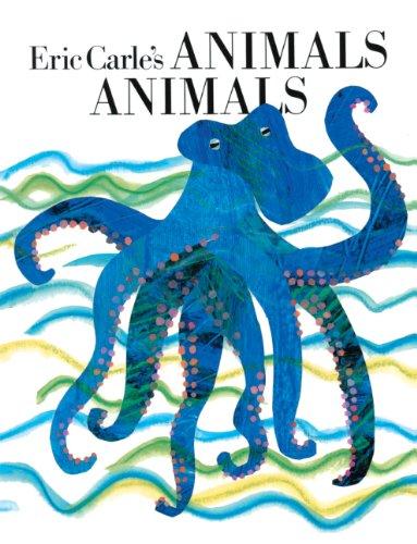 9780613228473: Eric Carle's Animals Animals