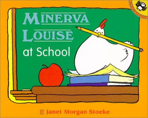 9780613228947: Minerva Louise at School