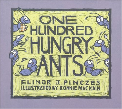 9780613229128: One Hundred Hungry Ants (Turtleback School & Library Binding Edition)