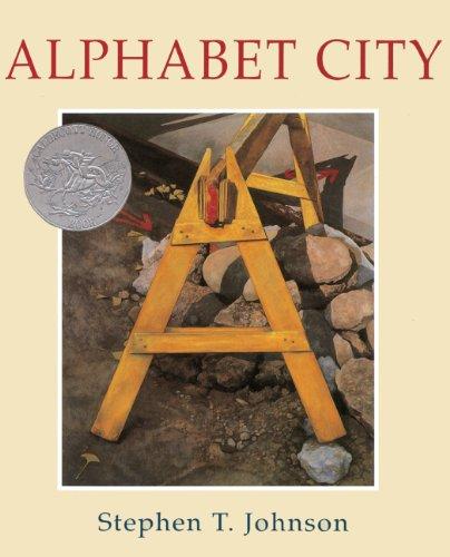 9780613229661: Alphabet City (Turtleback School & Library Binding Edition)