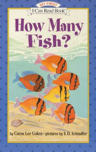 9780613229951: How Many Fish? (Turtleback School & Library Binding Edition) (My First I Can Read - Level Pre1)