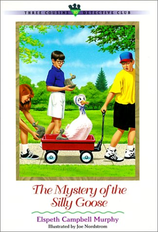 9780613231732: Mystery of the Silly Goose (Three Cousins Detective Club)