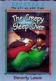 The Creepy Sleep-Over (The Cul-de-Sac Kids #17): Beverly Lewis