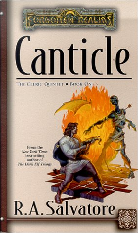 9780613236065: Forgotten Realms Canticle (Forgotten Realms Novel: Cleric Quintet)