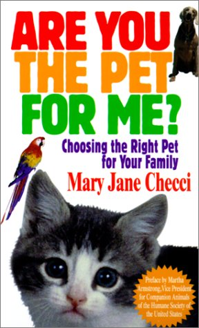 9780613242332: Are You the Pet for Me? Choosing the Right Pet for You Family