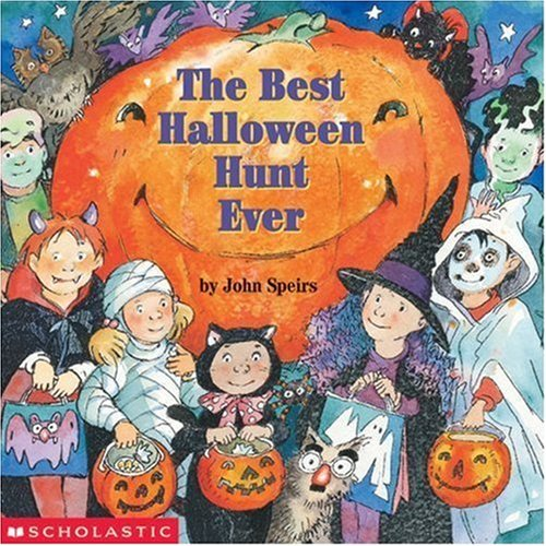 9780613243438: The Best Halloween Hunt Ever (Read with Me Cartwheel Books (Scholastic Paperback))