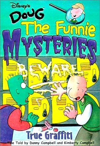 9780613244916: Case of the Baffling Beast (Disney's Doug the Funnie Mysteries)