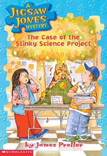 9780613244961: The Case Of The Stinky Science Project (Turtleback School & Library Binding Edition) (Jigsaw Jones Mysteries)