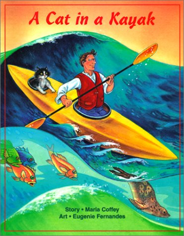 Cat in a Kayak (Teelo's Adventures (Pb)): Maria Coffey