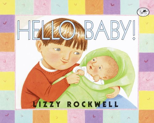 Hello Baby: Rockwell, Lizzy