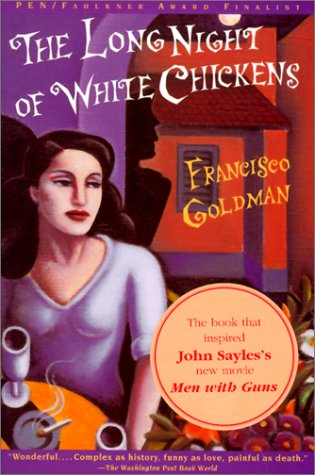 The Long Night Of White Chickens (Turtleback School & Library Binding Edition): Goldman, ...